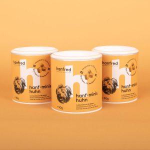Hanfred Minis Huhn 3er Pack